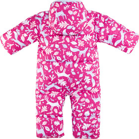 Columbia Snuggly Bunny Bunting Suit Kids, cactuspink deers/faded sky